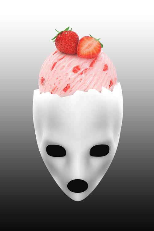 Umělecká fotografie Alien Cream
