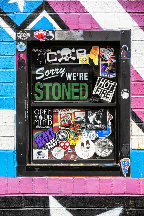 Fotografía artística American West - Stoned