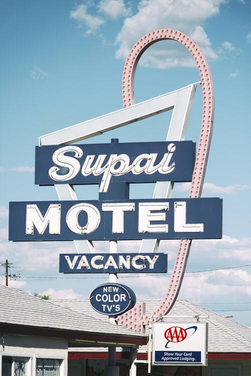 Fotografía artística American West - Supai Motel