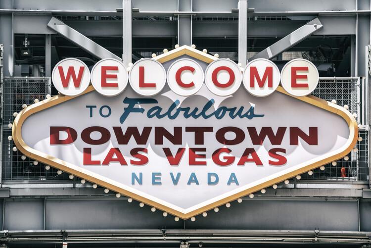 Fotografía artística American West - Welcome to Las Vegas