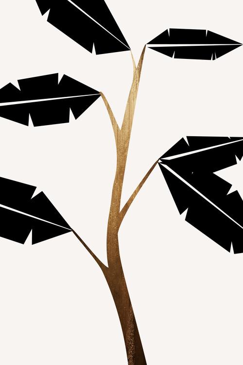 Ilustrace Banana Tree