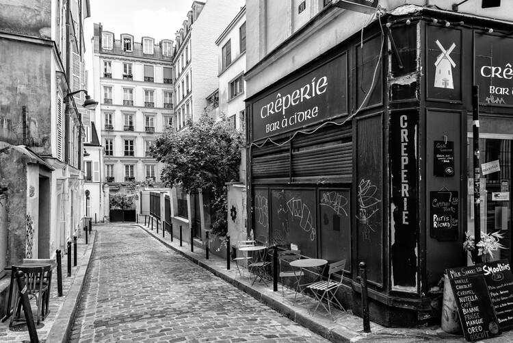 Художня фотографія Black Montmartre - Old Street