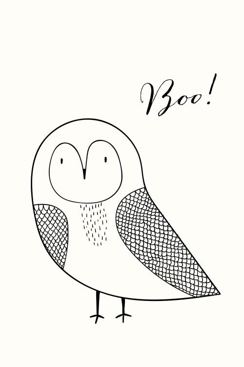Ilustrace Boo