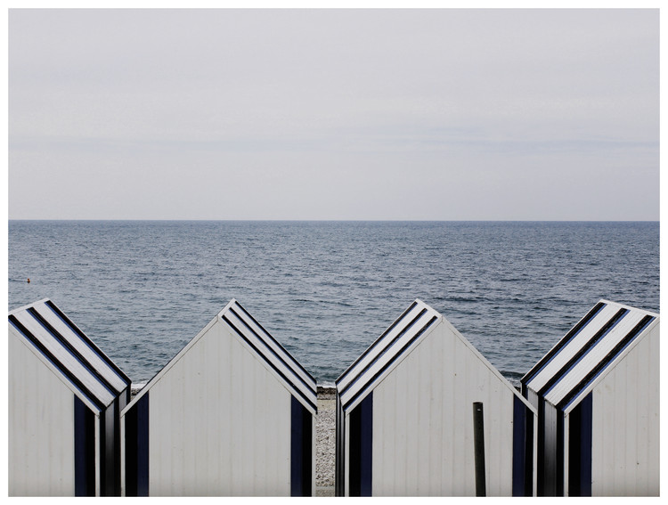 Photographie d'art borderbeachhut