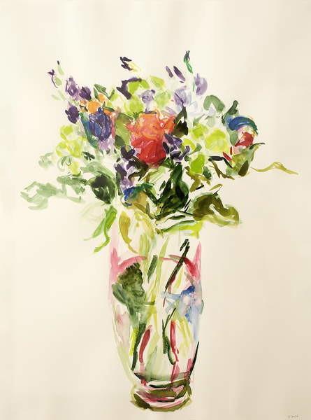 Bouquet Reproduction de Tableau