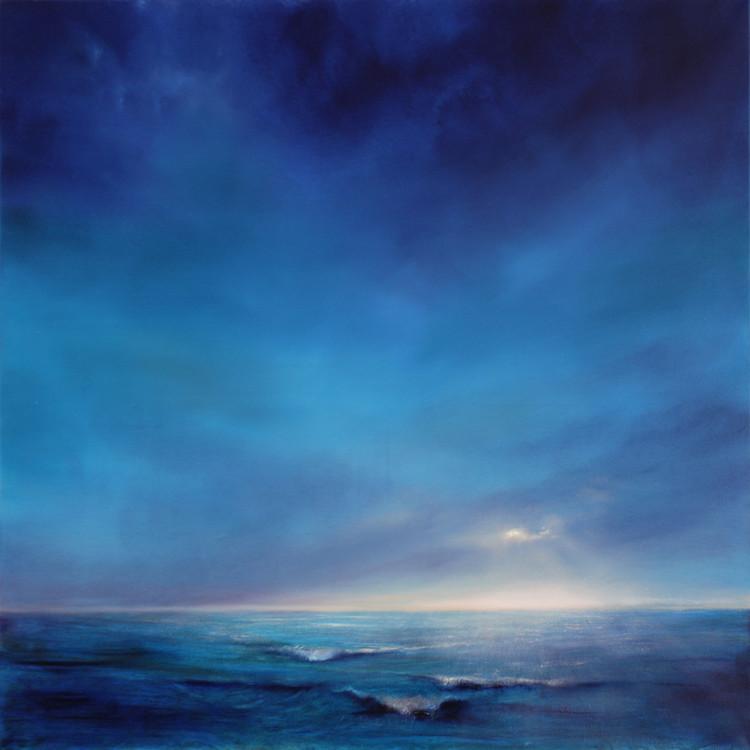 Umelecká fotografia Bright light