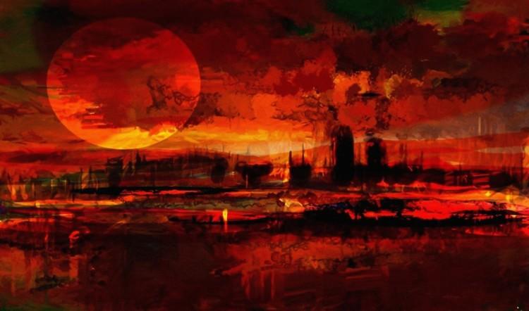 Umelecká fotografia BUILDFUEGO