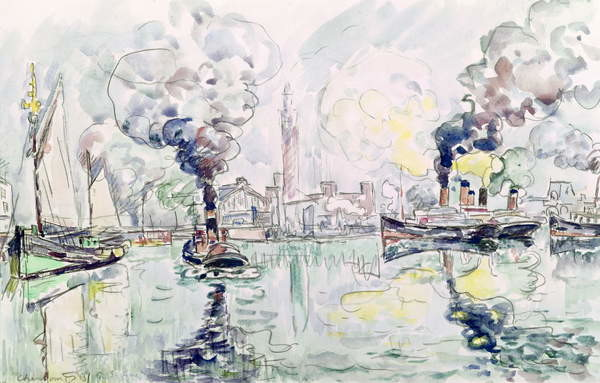Reproducción de arte Cherbourg, 1931