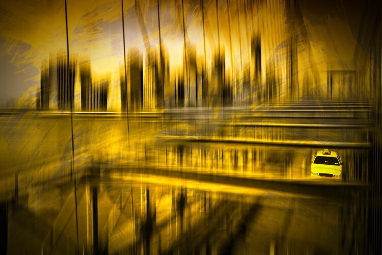 Umjetnička fotografija City Shapes NYC