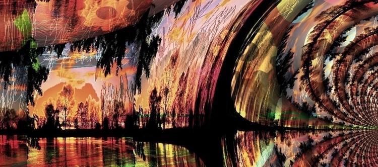 Umelecká fotografia CYCLOMEZZO