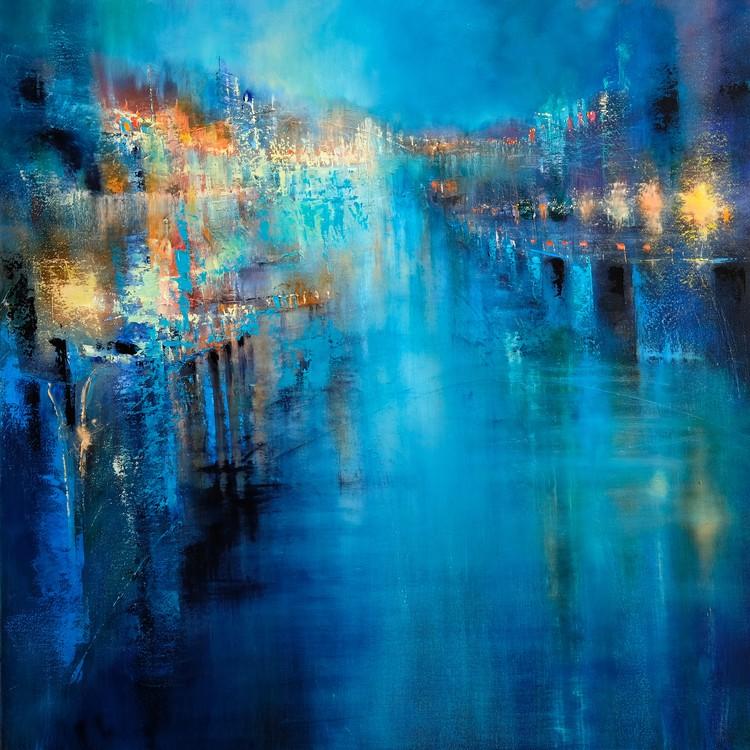 Umelecká fotografia Flood lights