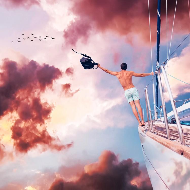 Umělecká fotografie Freedom