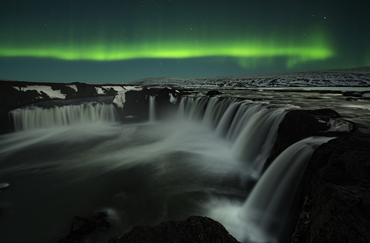Photographie d'art Godafoss