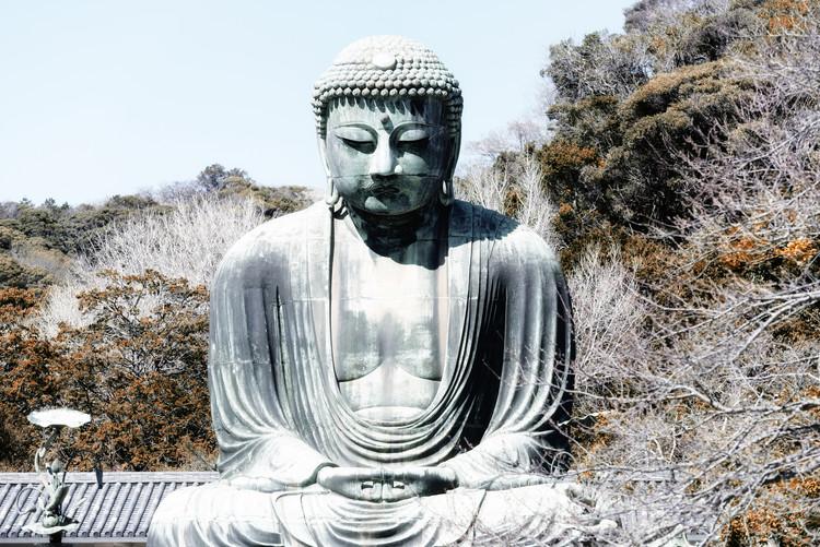 Umělecká fotografie Great Buddha