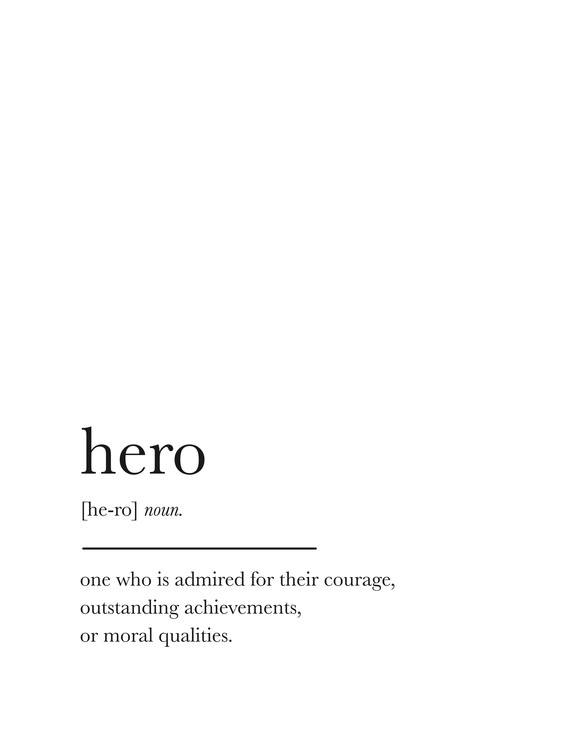 Ilustrace hero