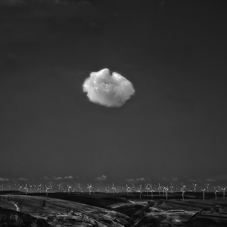 Kunst fotografie If I Were a Cloud
