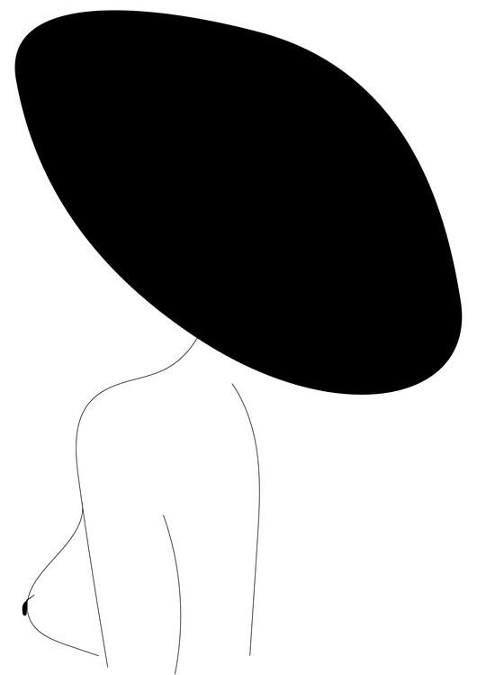 Ilustrace Izzy