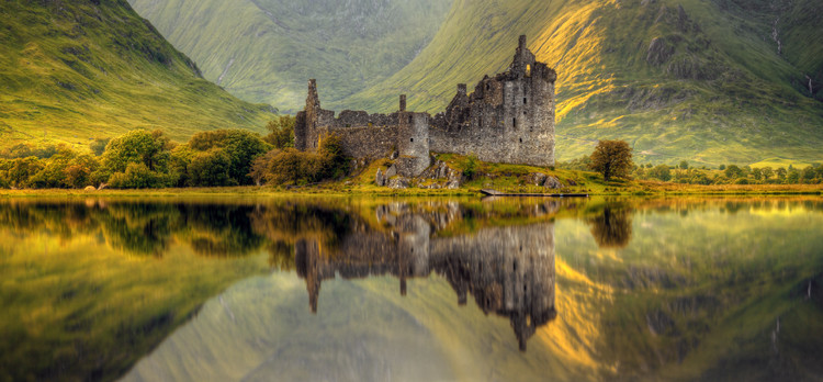 Photographie d'art Kilchurn
