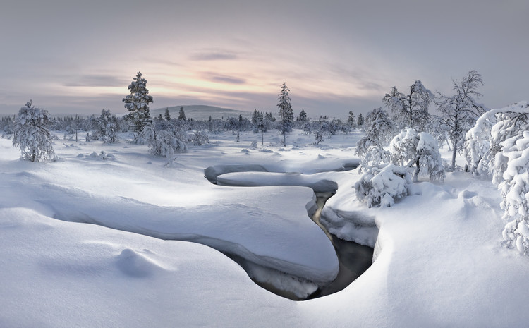 Photographie d'art Lapland