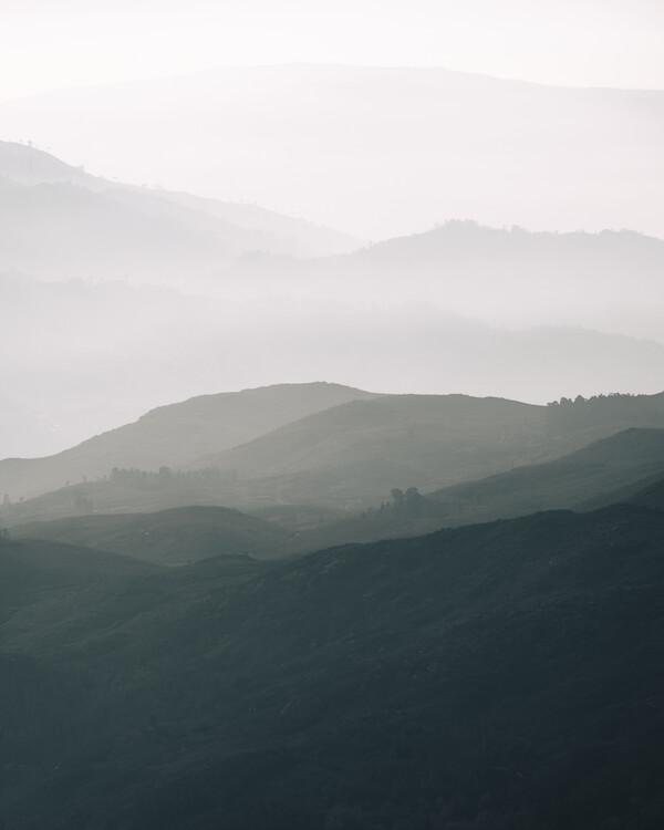 Umělecká fotografie Layers of Gerąs