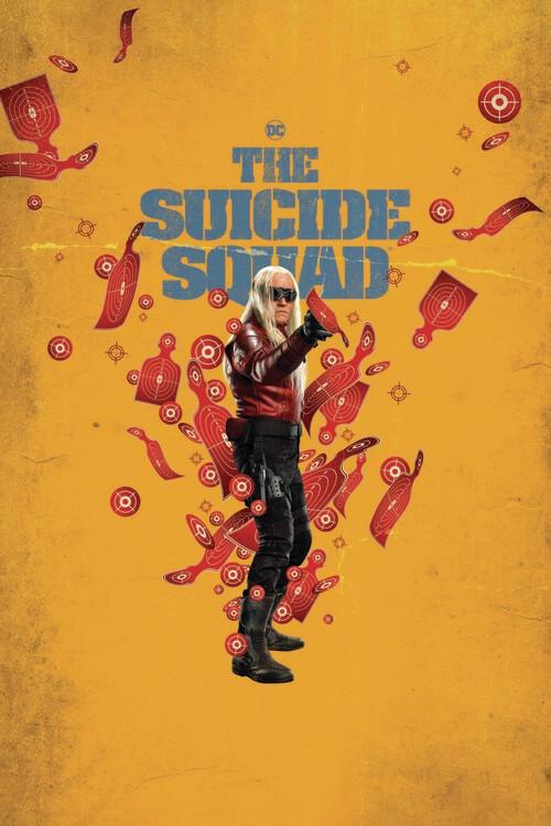 Plakat Legion samobójców 2 - Savant