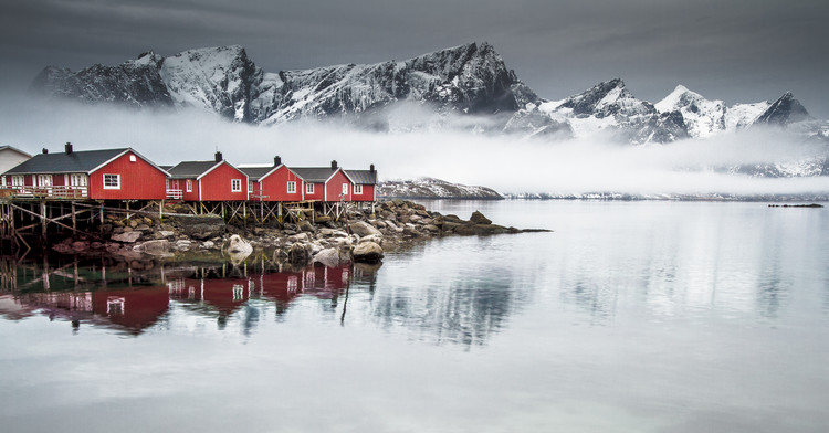 Photographie d'art Lofoten