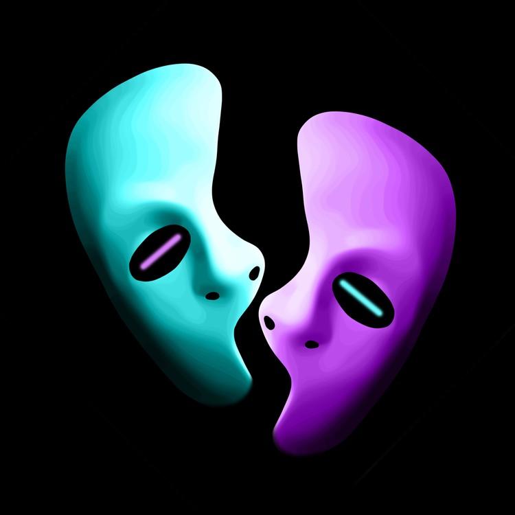Umělecká fotografie Masks