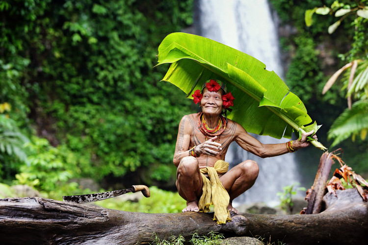 Photographie d'art Mentawai