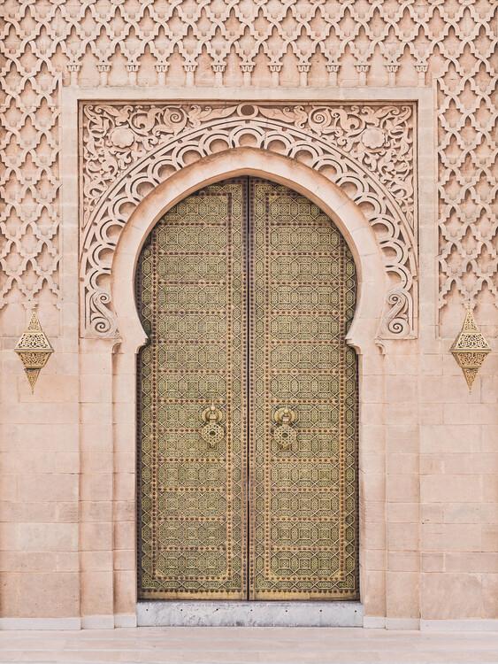 Művészeti fotózás Moroccan Door