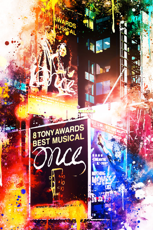 Fotografia artistica NYC Watercolor 148