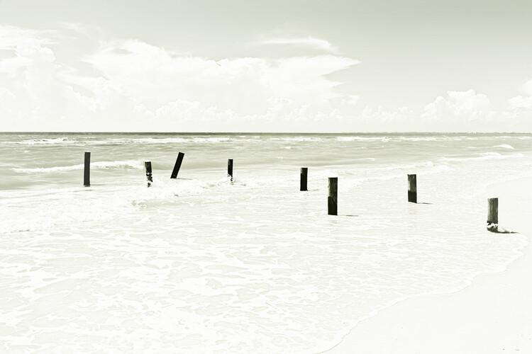 Umělecká fotografie Ocean View | Vintage