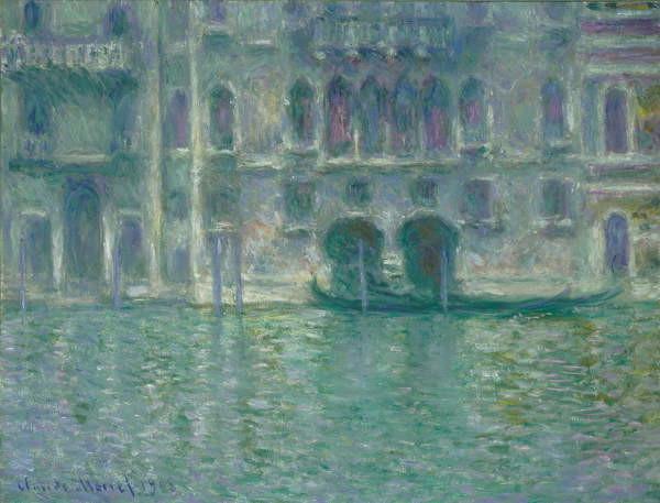 Reprodukcja Palazzo da Mula, Venice, 1908