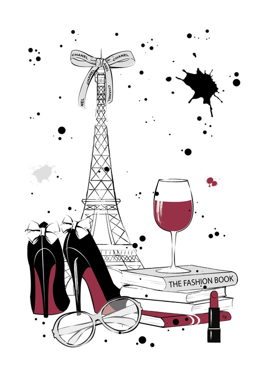 Photographie d'art Paris Style