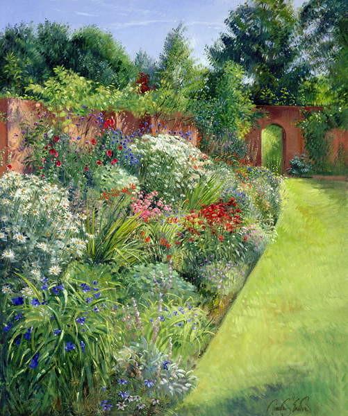 Kunstdruck Path To The Secret Garden Bei Europosters