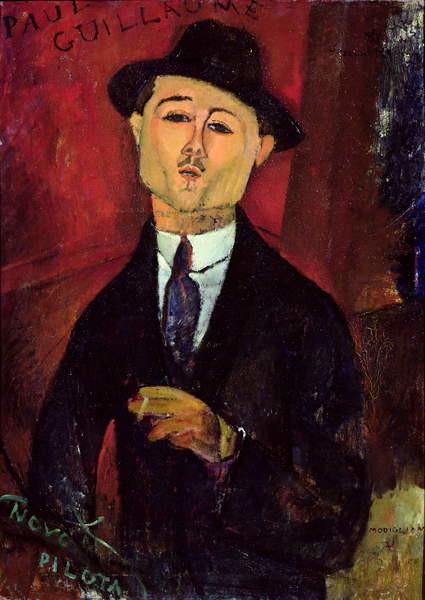 Obraz na plátně  Paul Guillaume (1893-1934) Novo Pilota, 1915