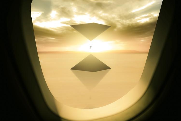 Umělecká fotografie Pyramids