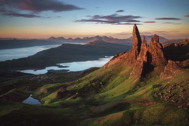 Arte fotográfico Scotland - Old Man of Storr
