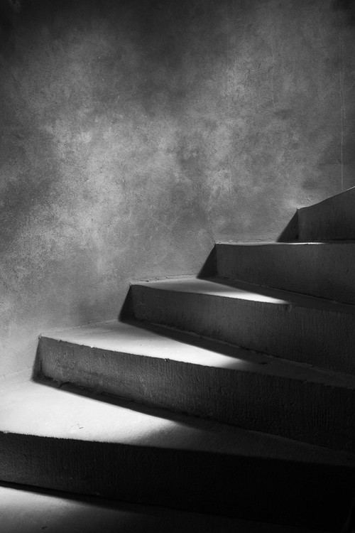 Fotografia artistica Steps of Light