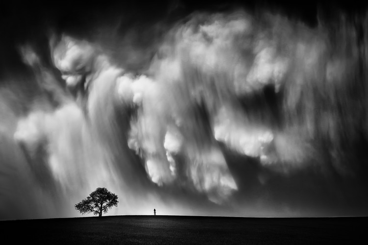 Photographie d'art Storm Chaser