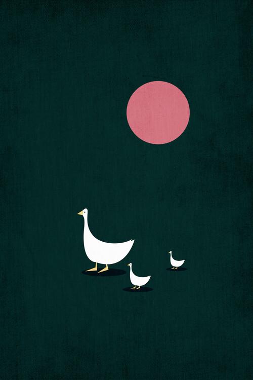 Ilustracja Sunny Side Of Life