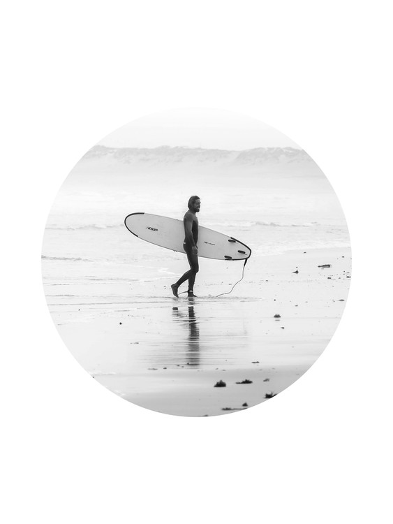 Kunst fotografie surfer1