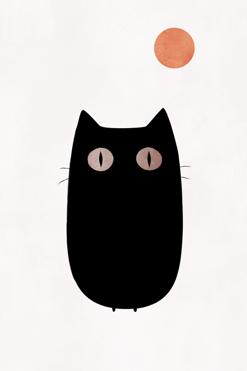 Ilustrace The Cat
