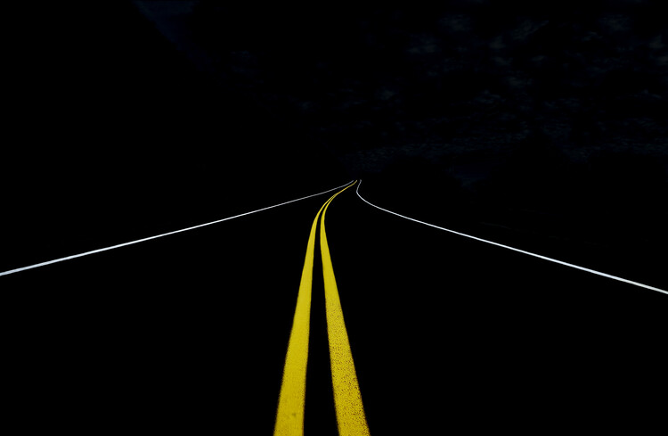 Photographie artistique The Road to Nowhere