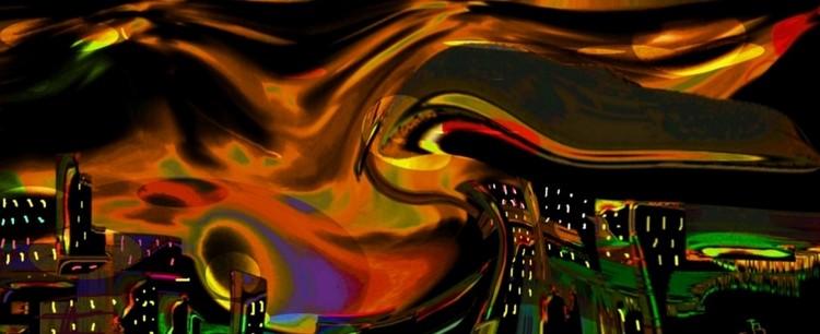 Umelecká fotografia THYPHOFUEGO