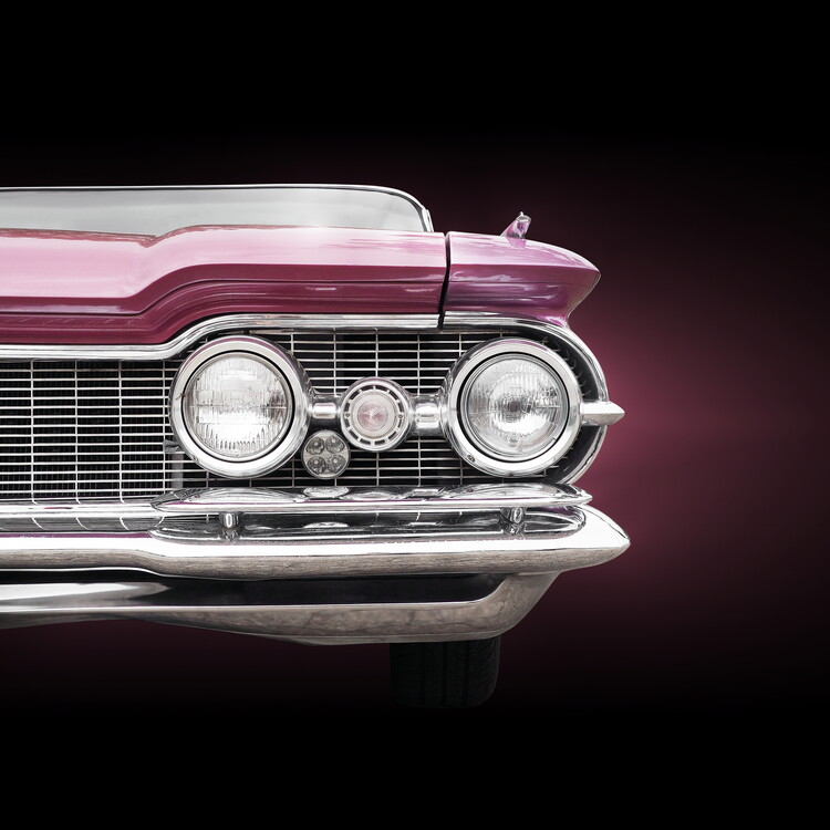 Kunstfotografie US classic car 1959 Super 88