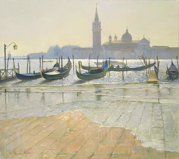 Obrazová reprodukce Venice at Dawn