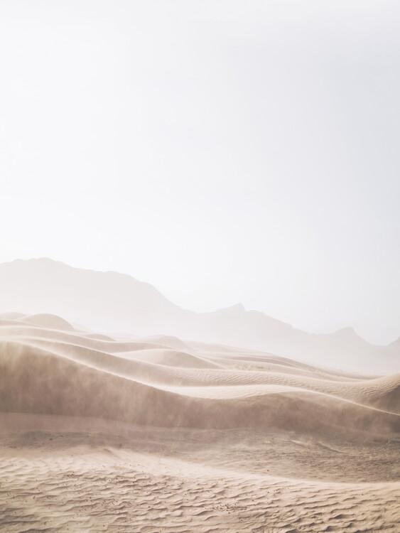 Artă fotografică Windy Desert