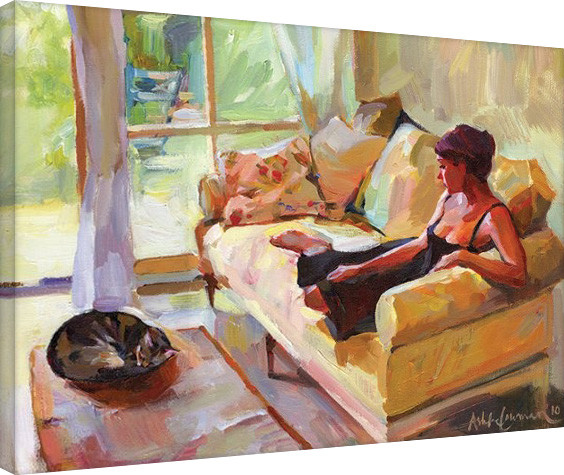 Plagát Canvas Ashka Lowman - Daydream