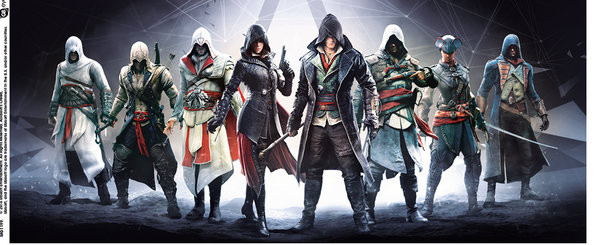 Hrnek Assassin's Creed - Assassins