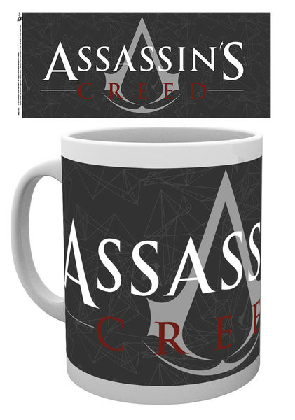 Taza Assassin's Creed - Logo
